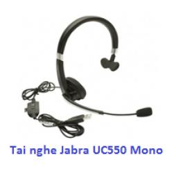 Tai nghe điện thoại ip Jabra UC250 Mono