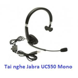 Tai nghe điện thoại ip Jabra UC 550 Mono