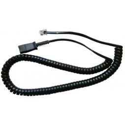 Cáp chuyển đổi RJ9 của tai nghe điện thoại