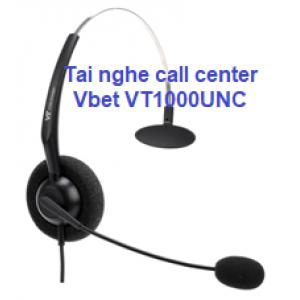 Tai nghe điện thoại VT1000UNC giá rẻ