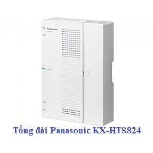 Tổng đài Panasonic KX-HTS824: 4 vào 16 ra
