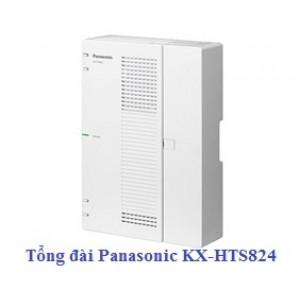 Tổng đài Panasonic KX-HTS824: 4 vào 24 ra