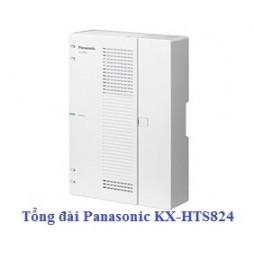 Tổng đài Panasonic KX-HTS824: 8 vào 24 ra