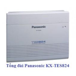 Tổng đài Panasonic KX-TES824: 5 vào 16 ra