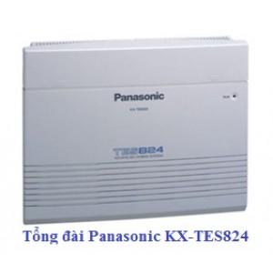Tổng đài Panasonic KX-TES824: 6 vào 16 ra