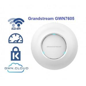 GWN7605 Grandstream wifi mesh chuyên dụng 2 băng tần