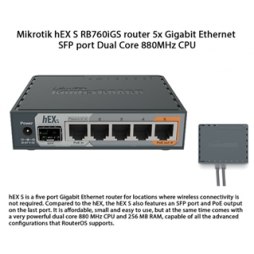 Thiết bị Modem Router Mikrotik RB760iGS
