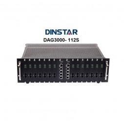 Dinstar DAG3000-112S Thiết bị chuyển đổi VoIP ra  port FXS