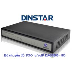 Thiết bị Dinstar DAG1000 - 8O chính hãng