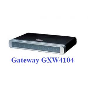 Bộ chuyển đổi gateway 4 cổng GXW4104