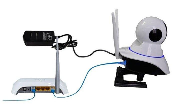 cam ip yoosee kết nối dây mạng rj45