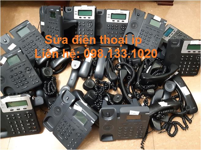 Sửa chữa điện thoại Acom Fanvil