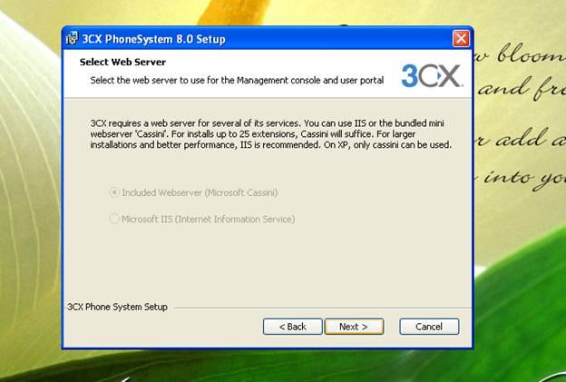 hướng dẫn phần mềm 3CX-01