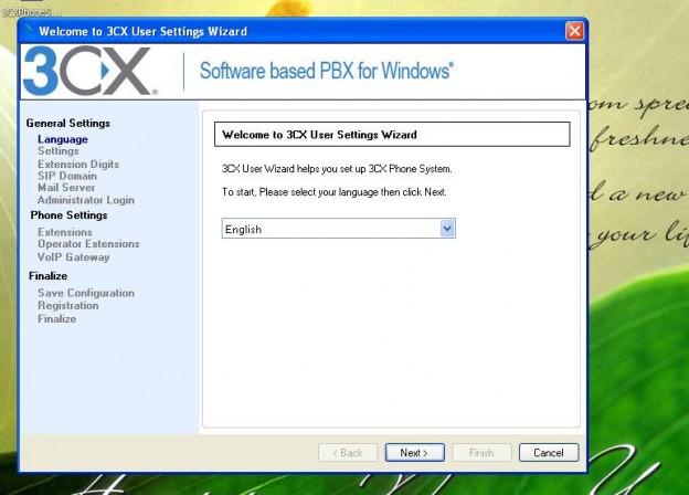 hướng dẫn phần mềm 3CX-03