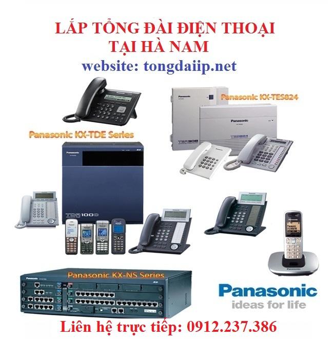 Lắp tổng đài điện thoại ở Hà Nam