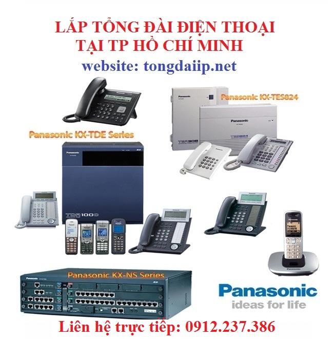 Lắp tổng đài điện thoại tại HCM