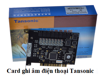 card ghi am tansonic gia re