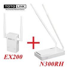 N300RH kết hợp với EX200